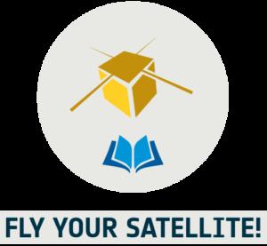 Fly Your Satellite Logo